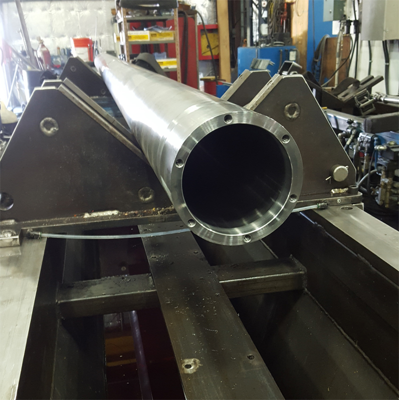 Machined Cylinder Barrell